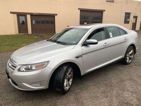 2012 Ford Taurus for sale at Trocci's Auto Sales in West Pittsburg PA