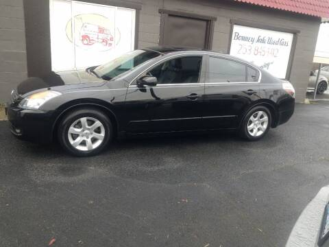 2009 Nissan Altima for sale at Bonney Lake Used Cars in Puyallup WA