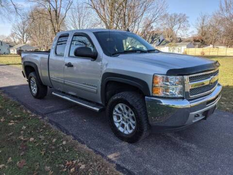 2012 Chevrolet Silverado 1500 for sale at Tremont Car Connection in Tremont IL