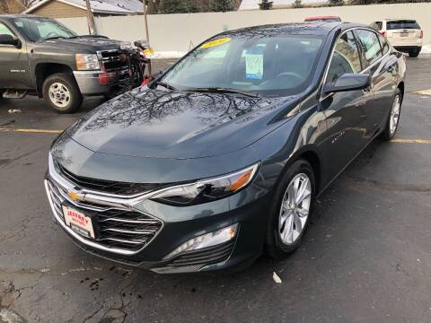 2020 Chevrolet Malibu for sale at Jeffrey Motors in Kenosha WI