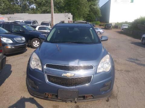 2011 Chevrolet Equinox for sale at Keyser Autoland llc in Scranton PA
