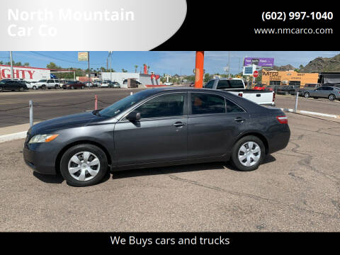 2008 Toyota Camry for sale at North Mountain Car Co in Phoenix AZ