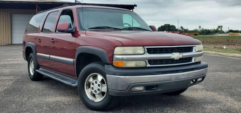 2001 Chevrolet Suburban for sale in Weslaco, TX