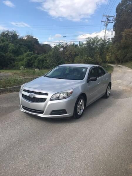 2013 Chevrolet Malibu for sale at Dependable Motors in Lenoir City TN