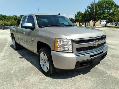 2009 Chevrolet Silverado 1500 for sale at KAM Motor Sales in Dallas TX