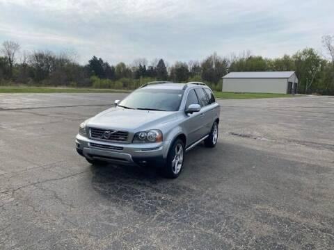 2011 Volvo XC90 for sale at Caruzin Motors in Flint MI