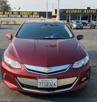 2017 Chevrolet Volt for sale at Global Auto Group in Fontana CA