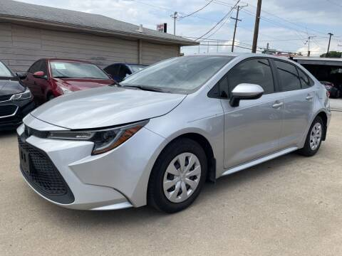2020 Toyota Corolla for sale at Pary's Auto Sales in Garland TX