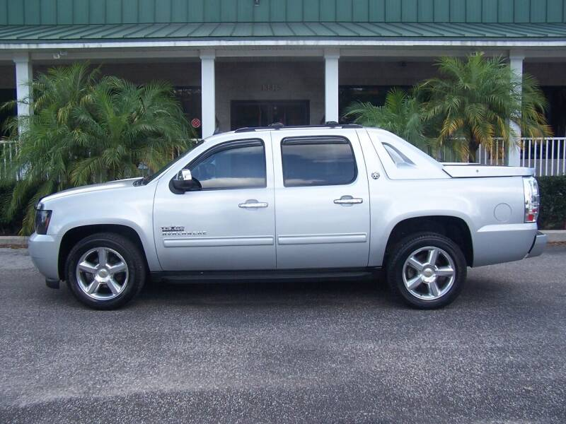 2013 Chevrolet Avalanche for sale at Thomas Auto Mart Inc in Dade City FL