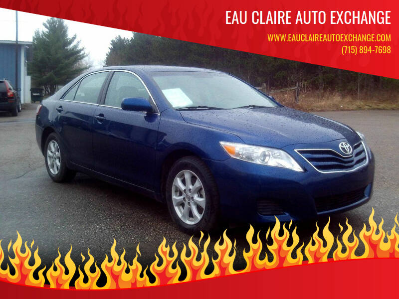2011 Toyota Camry for sale at Eau Claire Auto Exchange in Elk Mound WI