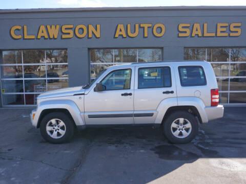 2012 Jeep Liberty for sale at Clawson Auto Sales in Clawson MI