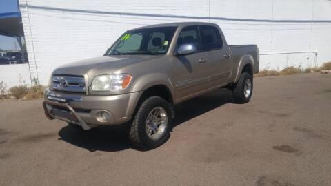 2006 Toyota Tundra for sale at Advantage Auto Motorsports in Phoenix AZ