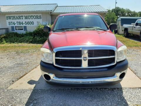 2008 Dodge Ram Pickup 1500 for sale at Swihart Motors in Lapaz IN