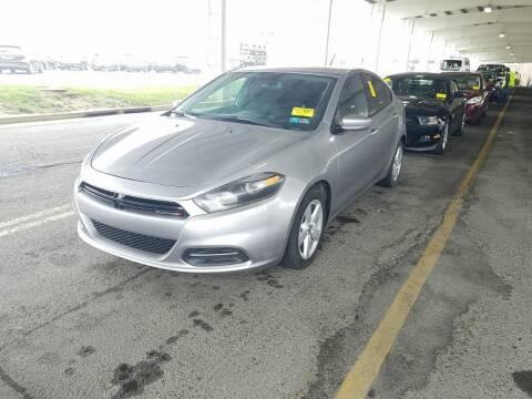 2016 Dodge Dart for sale at Cj king of car loans/JJ's Best Auto Sales in Troy MI