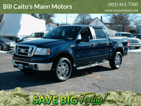 2008 Ford F-150 for sale at Bill Caito's Mann Motors in Warwick RI