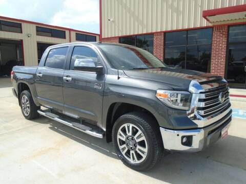 2019 Toyota Tundra for sale at Premier Foreign Domestic Cars in Houston TX