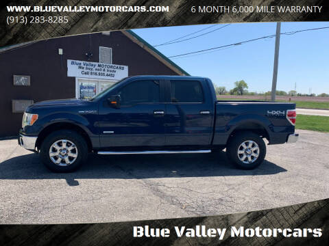 2013 Ford F-150 for sale at Blue Valley Motorcars in Stilwell KS