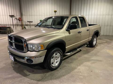 2004 Dodge Ram Pickup 1500 for sale at More 4 Less Auto in Sioux Falls SD