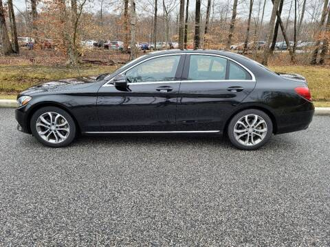 2016 Mercedes-Benz C-Class for sale at Car One in Essex MD