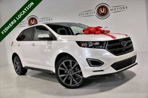 2016 Ford Edge for sale at Unlimited Motors in Fishers IN