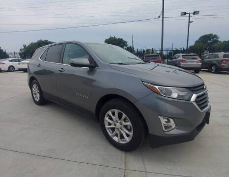 2018 Chevrolet Equinox for sale at NUMBER 1 CAR COMPANY in Detroit MI