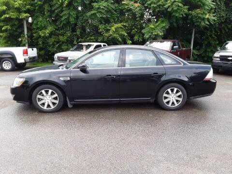 2008 Ford Taurus for sale at Riverview Auto's, LLC in Manchester OH