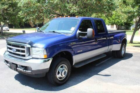 2003 Ford F-350 Super Duty for sale at CANTWEIGHT CLASSICS in Maysville OK