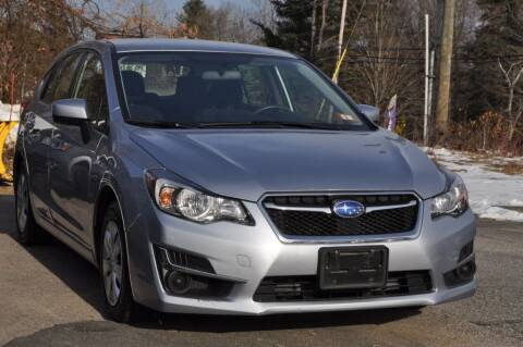 2016 Subaru Impreza for sale at Amati Auto Group in Hooksett NH