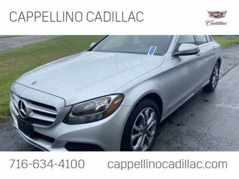 2018 Mercedes-Benz C-Class for sale at Cappellino Cadillac in Williamsville NY