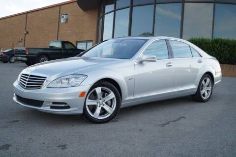 2012 Mercedes-Benz S-Class for sale at Next Ride Motors in Nashville TN