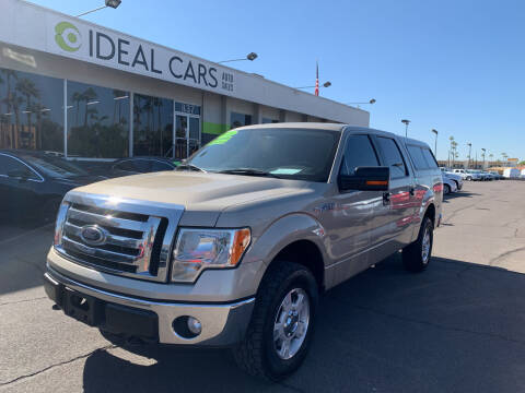 2010 Ford F-150 for sale at Ideal Cars in Mesa AZ