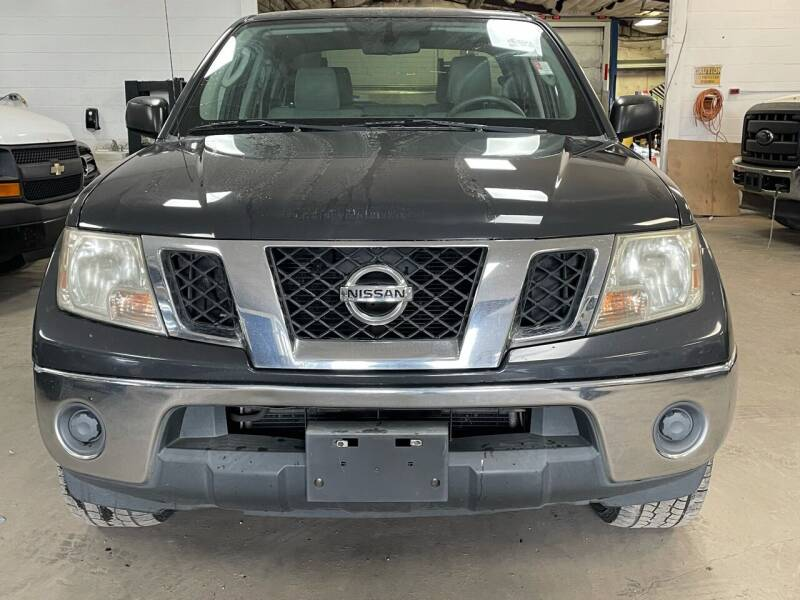 2011 Nissan Frontier for sale at Ricky Auto Sales in Houston TX