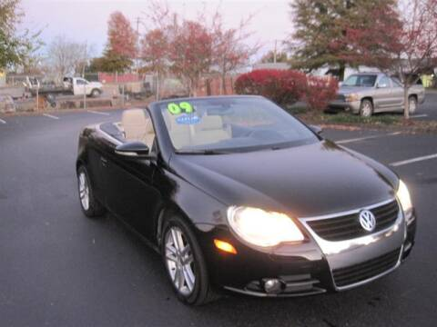 2009 Volkswagen Eos for sale at Reza Dabestani in Knoxville TN