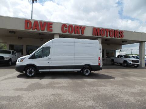 2018 Ford Transit Cargo for sale at DAVE CORY MOTORS in Houston TX