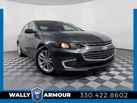 2016 Chevrolet Malibu for sale at Wally Armour Chrysler Dodge Jeep Ram in Alliance OH
