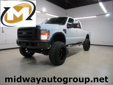 2009 Ford F-250 Super Duty for sale at Midway Auto Group in Addison TX