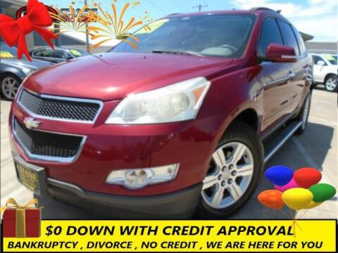 2011 Chevrolet Traverse for sale at Chase Auto Credit in Oklahoma City OK