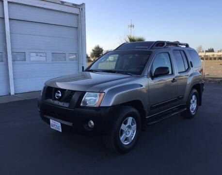 2005 Nissan Xterra for sale at My Three Sons Auto Sales in Sacramento CA