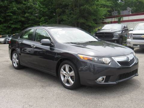 2012 Acura TSX for sale at Discount Auto Sales in Pell City AL