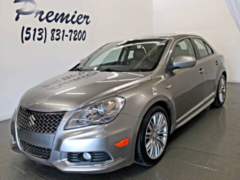 2011 Suzuki Kizashi for sale at Premier Automotive Group in Milford OH