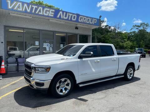 2019 RAM Ram Pickup 1500 for sale at Vantage Auto Group in Brick NJ
