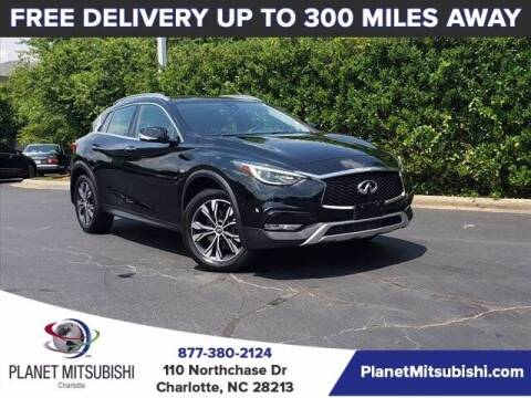 2018 Infiniti QX30 for sale at Planet Automotive Group in Charlotte NC