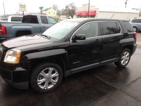 2017 GMC Terrain for sale at Economy Motors in Muncie IN