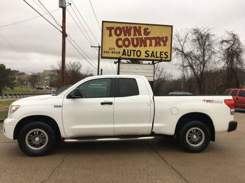 2009 Toyota Tundra for sale at Town and Country Auto Sales in Jefferson City MO