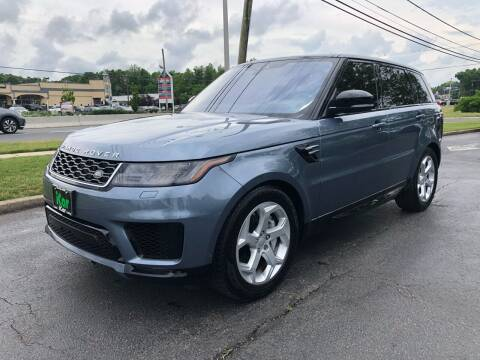 2019 Land Rover Range Rover Sport for sale at iCar Auto Sales in Howell NJ