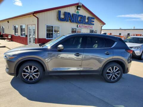 "2018 Mazda CX-5 for sale at UNIQUE AUTOMOTIVE ""BE UNIQUE"" in Garden City KS"
