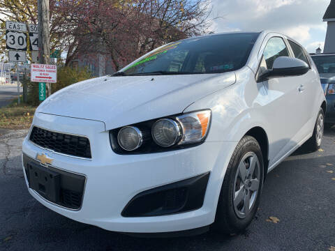 2015 Chevrolet Sonic for sale at Waltz Sales LLC in Gap PA