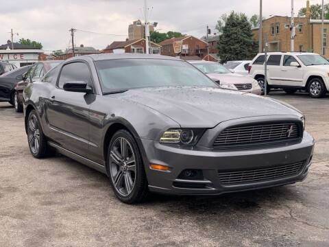 2014 Ford Mustang for sale at IMPORT Motors in Saint Louis MO