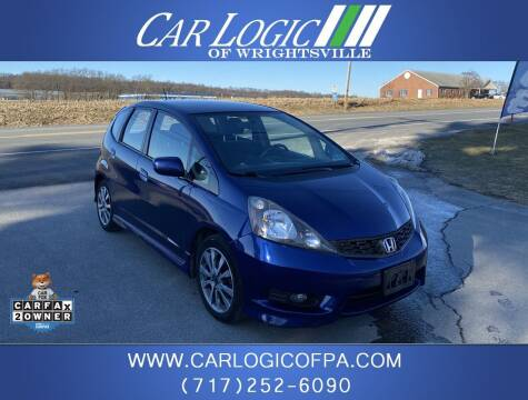 2012 Honda Fit for sale at Car Logic in Wrightsville PA