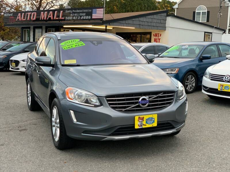 2016 Volvo XC60 for sale at Milford Auto Mall in Milford MA